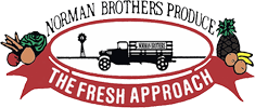 Norman Brothers Sticky Logo